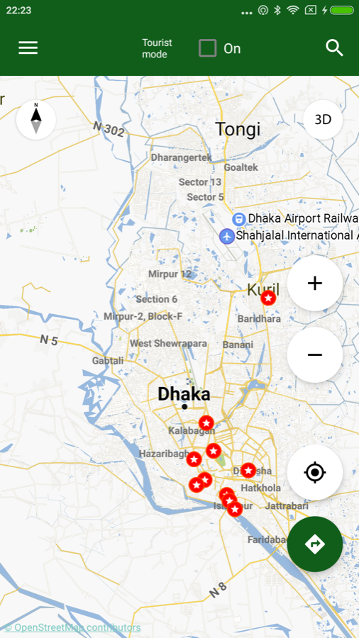 Dhaka Map offline 1.84 APK Download - Android Travel & Local ...