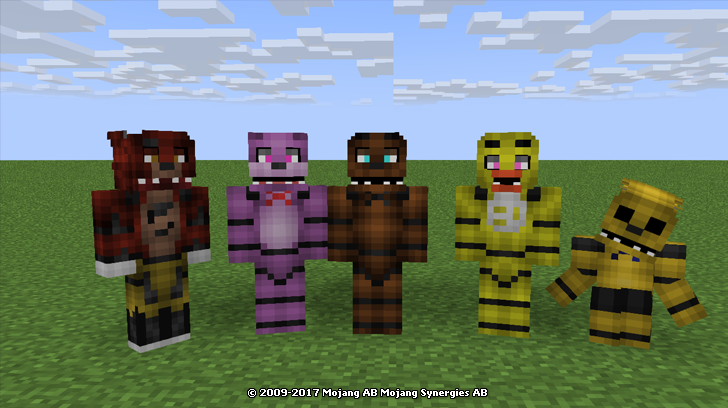 Best FNAF maps for Minecraft 1 2 11 APK Download - Android