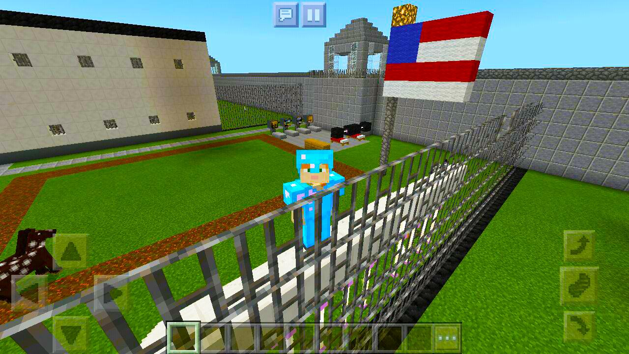 Download New Prison Life Roblox Map For Mcpe Road Block 2 1 0 Apk