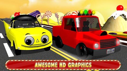 Kids Traffic Racer Game 1.1.1 screenshot 9