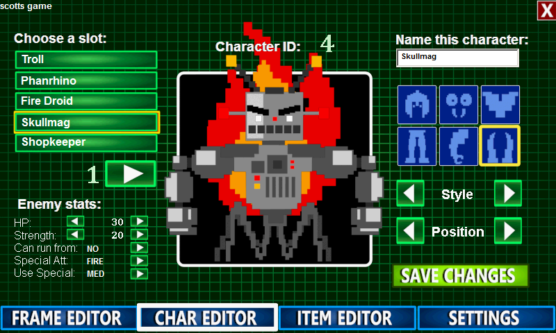 8 bit rpg creator 153 apk download android role playing games 8 bit rpg creator 153 screenshot 3 gumiabroncs Gallery