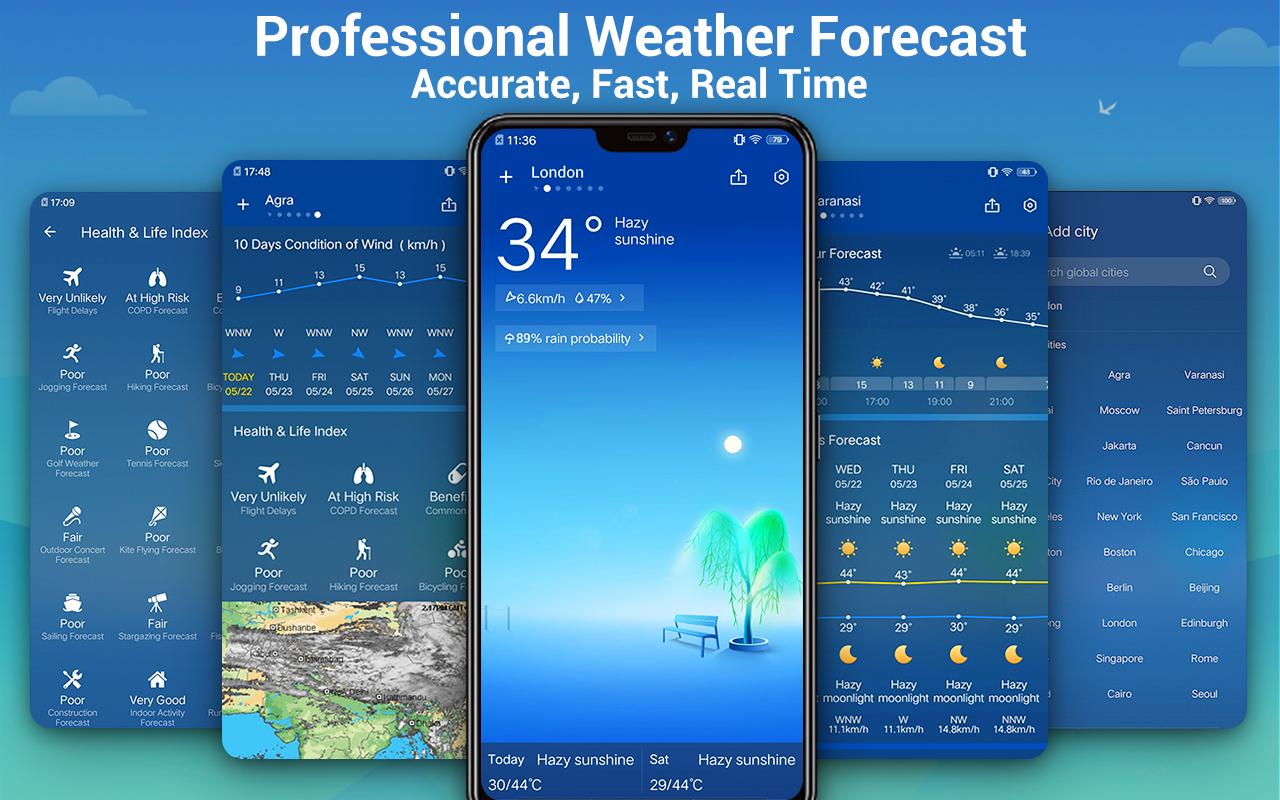 weather forecast live weather 1 1 5 APK Download - Android Weather Apps