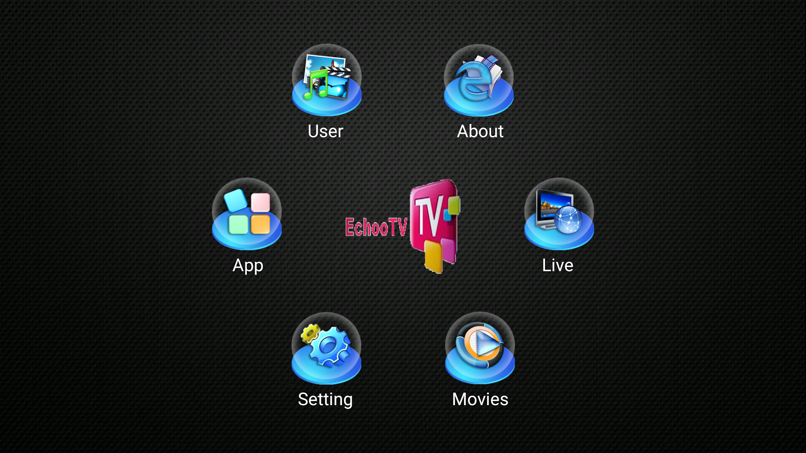IPTV Echoo TVBOX 1 2 8 APK Download - Android Entertainment Apps
