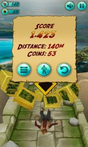Thrilling Run 2.6 screenshot 1