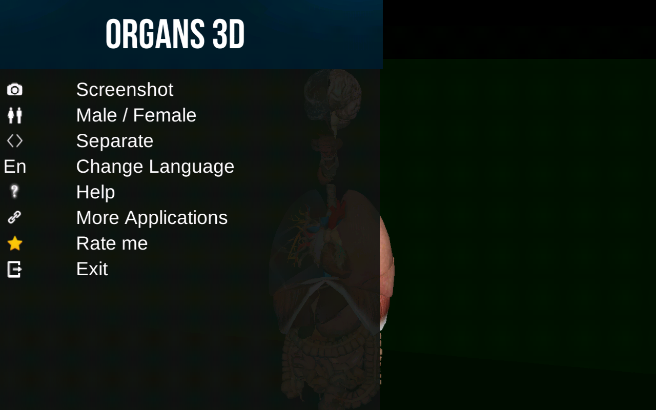 Internal Organs In 3D Anatomy 209 Screenshot 18