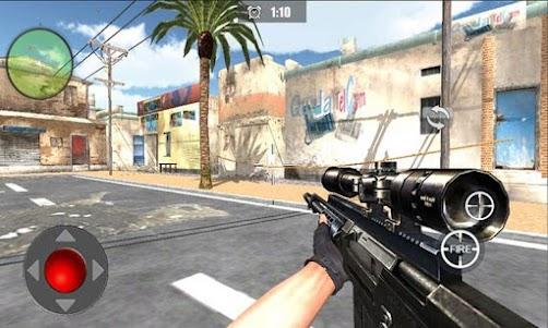 SWAT Shooter Killer 1.0.5 screenshot 2