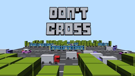 Don't Cross 2.3 screenshot 4
