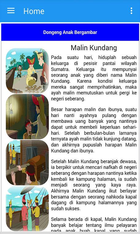 Dongeng Anak Bergambar 1 0 APK Download - Android Книги и