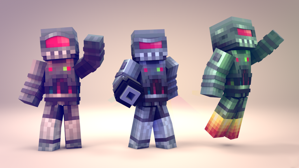 Minecraft Spielen Deutsch Skins Para Minecraft Original Download - Besten skins fur minecraft