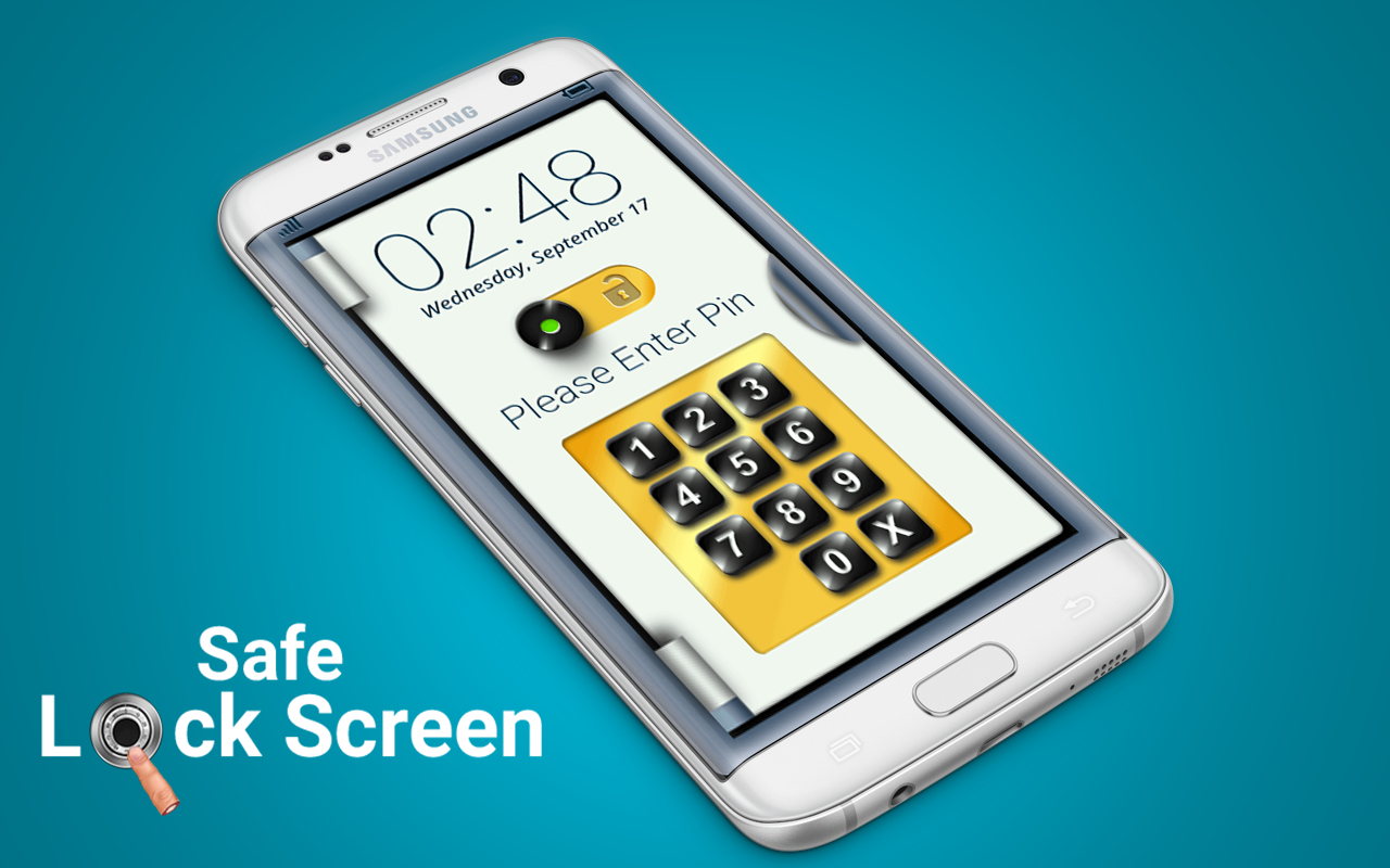 Safe Lock Screen 1 0 10 APK Download - Android Tools Apps