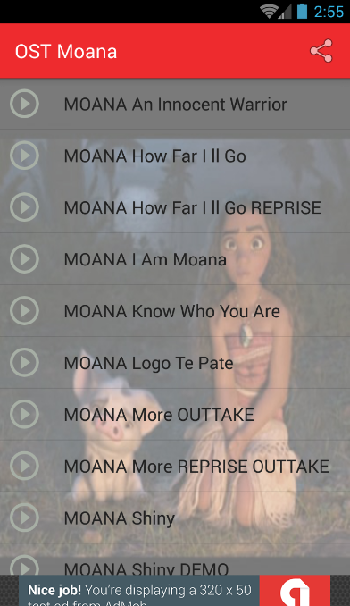 download soundtracks in moana