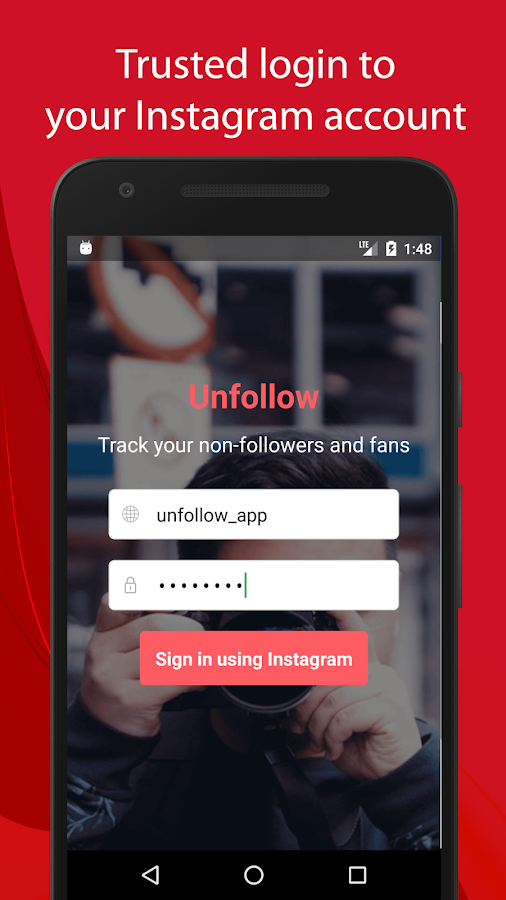 Unfollow for Instagram Pro 1 5 APK Download - Android Social