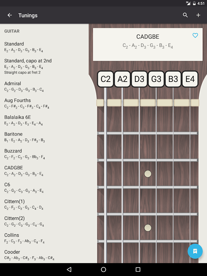 Chord! (Guitar Chord Finder) 4.2 APK Download - Android Music ...