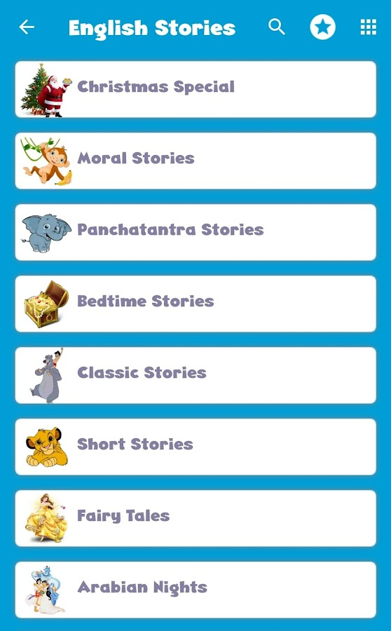 500+ Famous English Stories 4 APK Download - Android