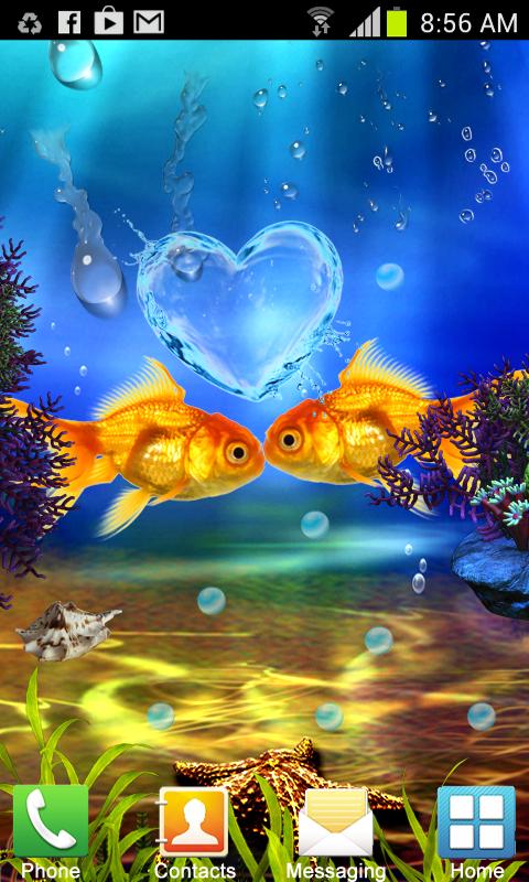 Aquarium Live Wallpaper New 1 0 APK Download - Android