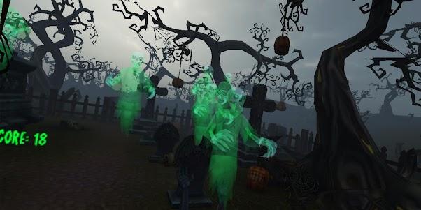 Halloween Smash Cardboard 1.2 screenshot 3
