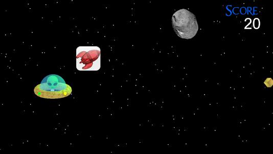 U.F.O Escape 1.1 screenshot 2