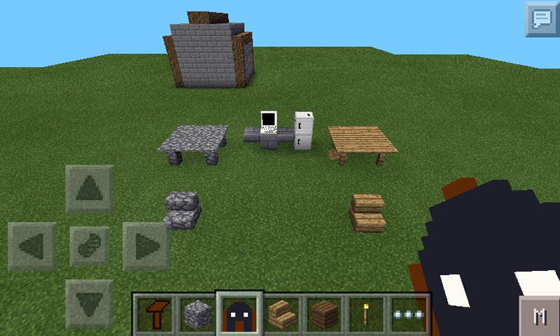 Modern Furnicraft Addon for MCPE 1 0 APK Download - Android