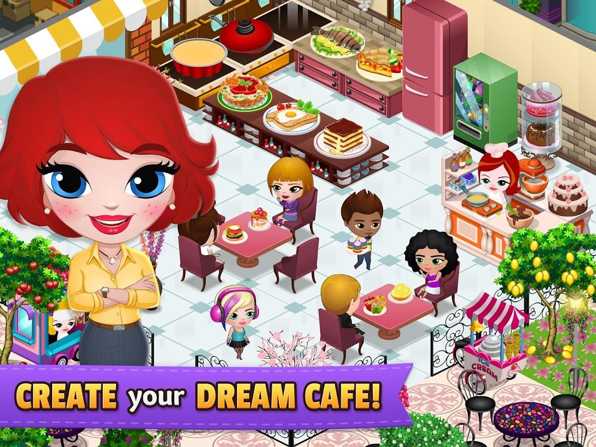 Cafeland world kitchen 2 0 19 screenshot 1
