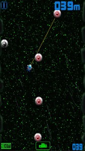 Rope The Droid 1.0 screenshot 1