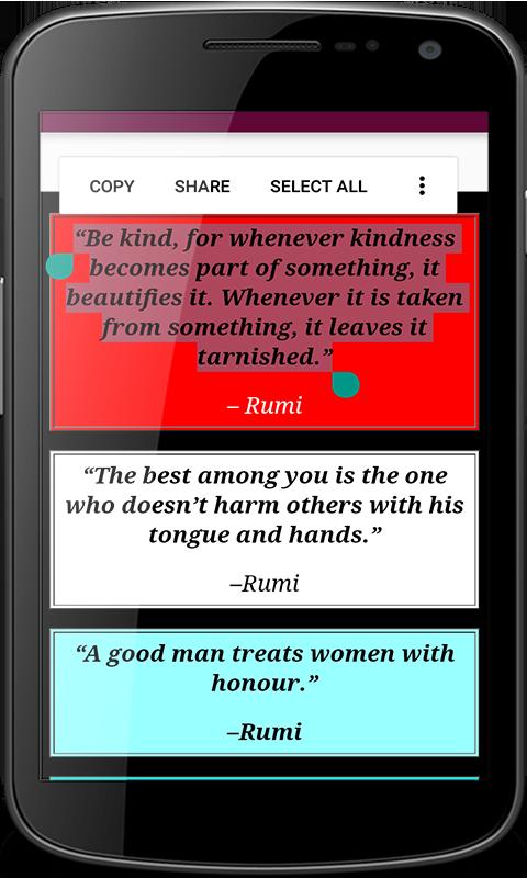 Sufistik Rumi Quotes 16 Apk Download Android Books