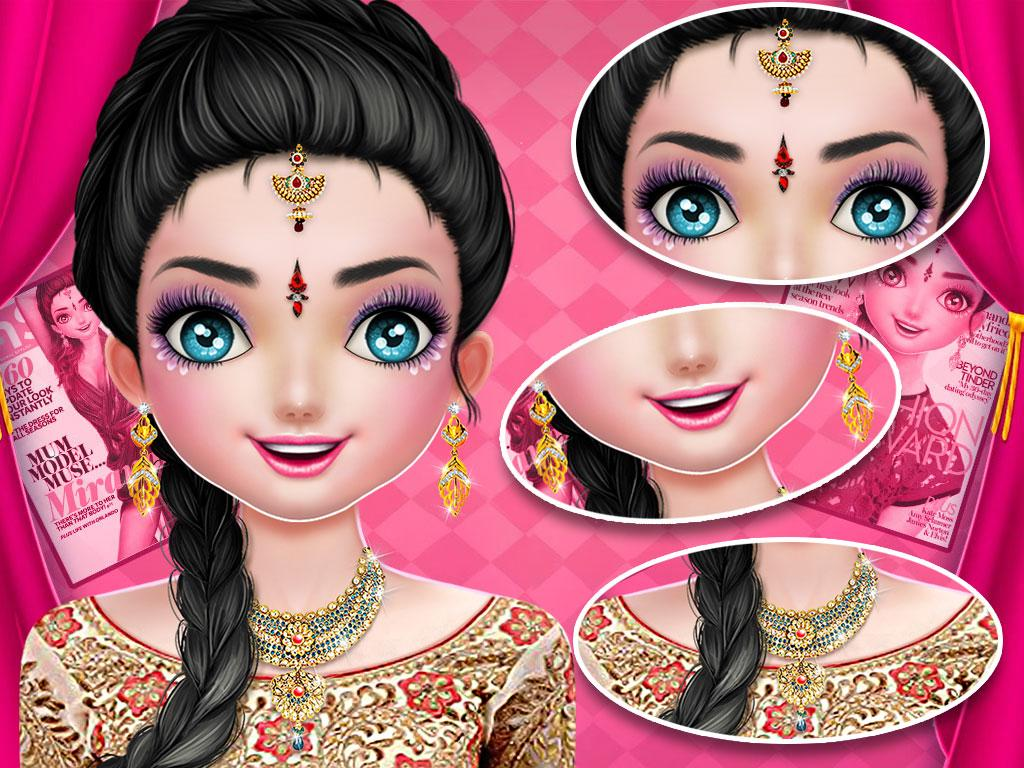 Indian Wedding & Party Dressup Fashion 1.1 APK Download - Android ...