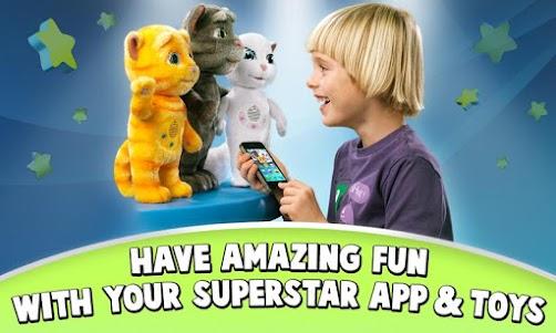 Talking Friends Superstar 1.0.3 screenshot 1