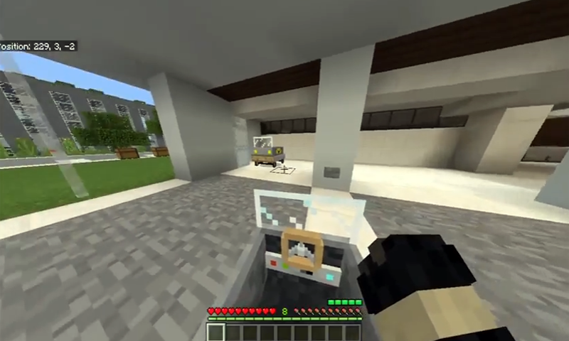Vanilla Vehicles addon MCPE 1 0 APK Download - Android Strategy Games