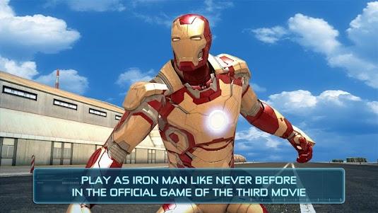 Iron Man 3 - The Official Game 1.6.9 screenshot 1