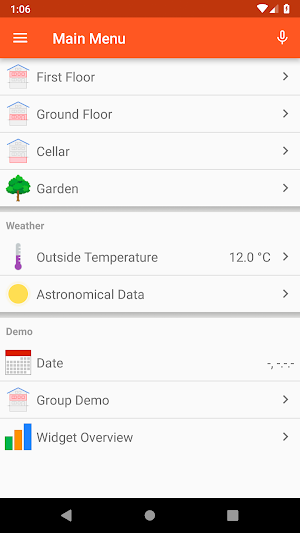 openHAB 2 10 3 APK Download - Android Lifestyle Apps