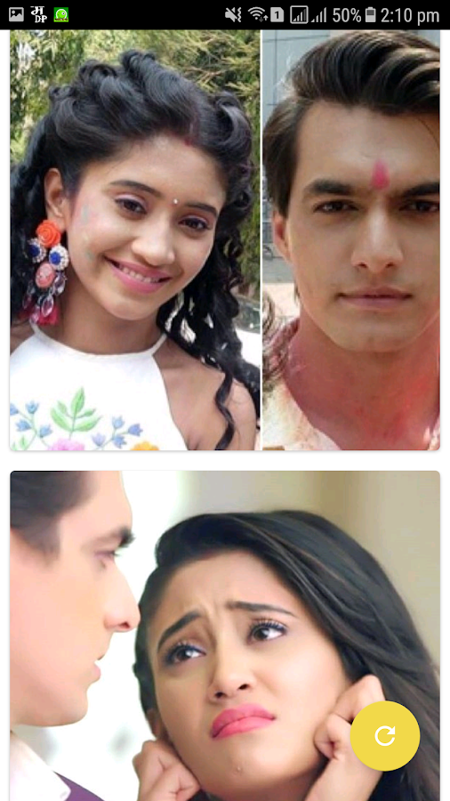 Naira and Kartik photo 2018 1 0 APK Download - Android