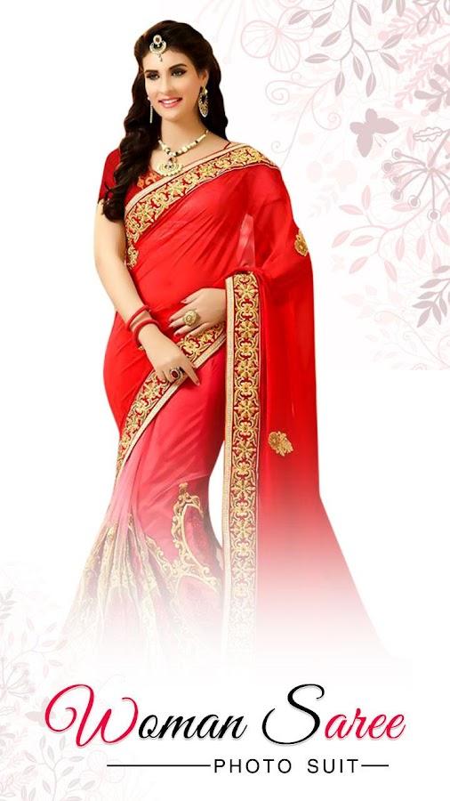 c277878f5f Women Saree Photo Suit : Woman Fashion Saree Photo 1.5 screenshot 1 ...