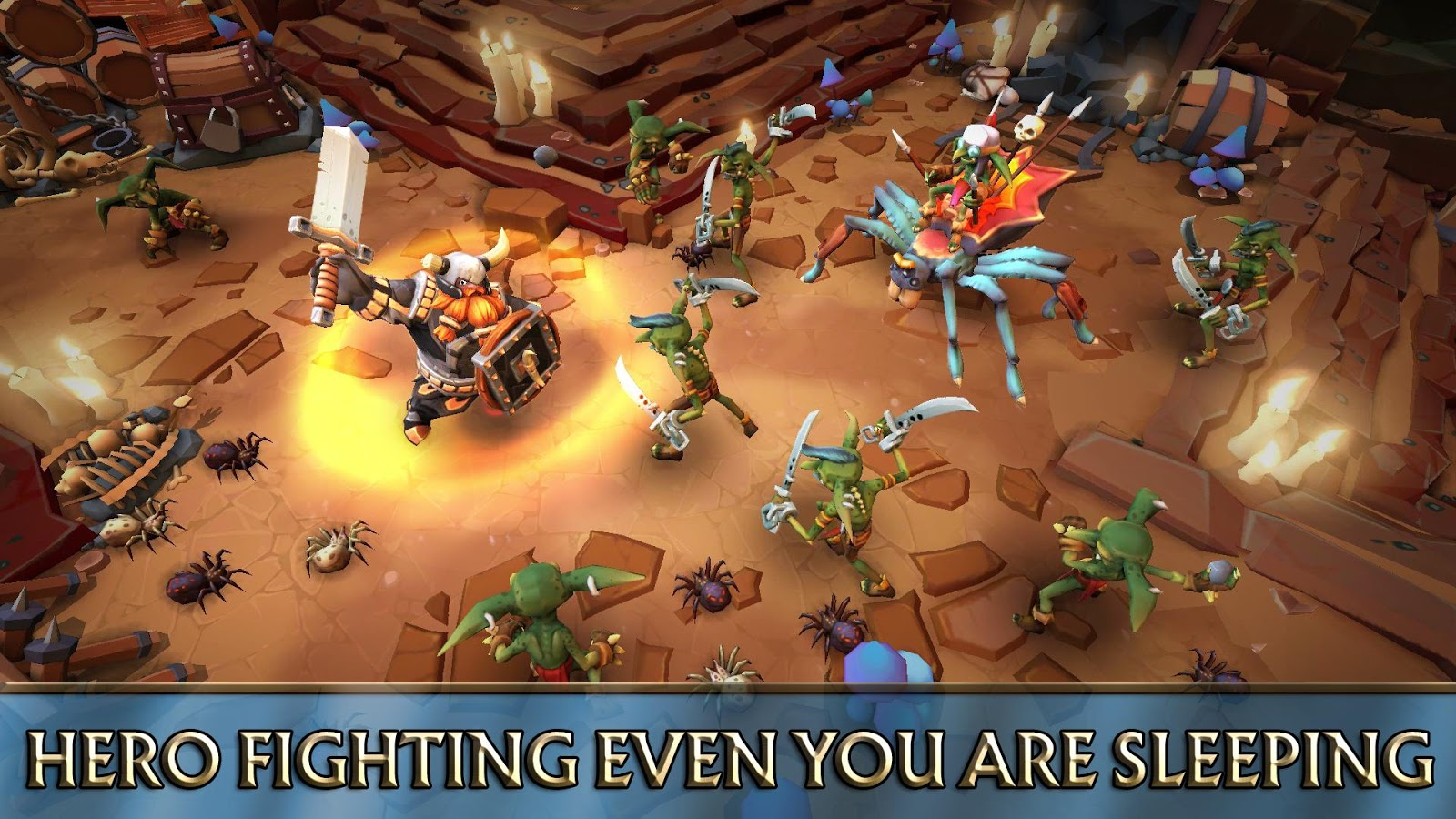 Never Ending Dungeon - IDLE RPG 5 2 15 APK Download