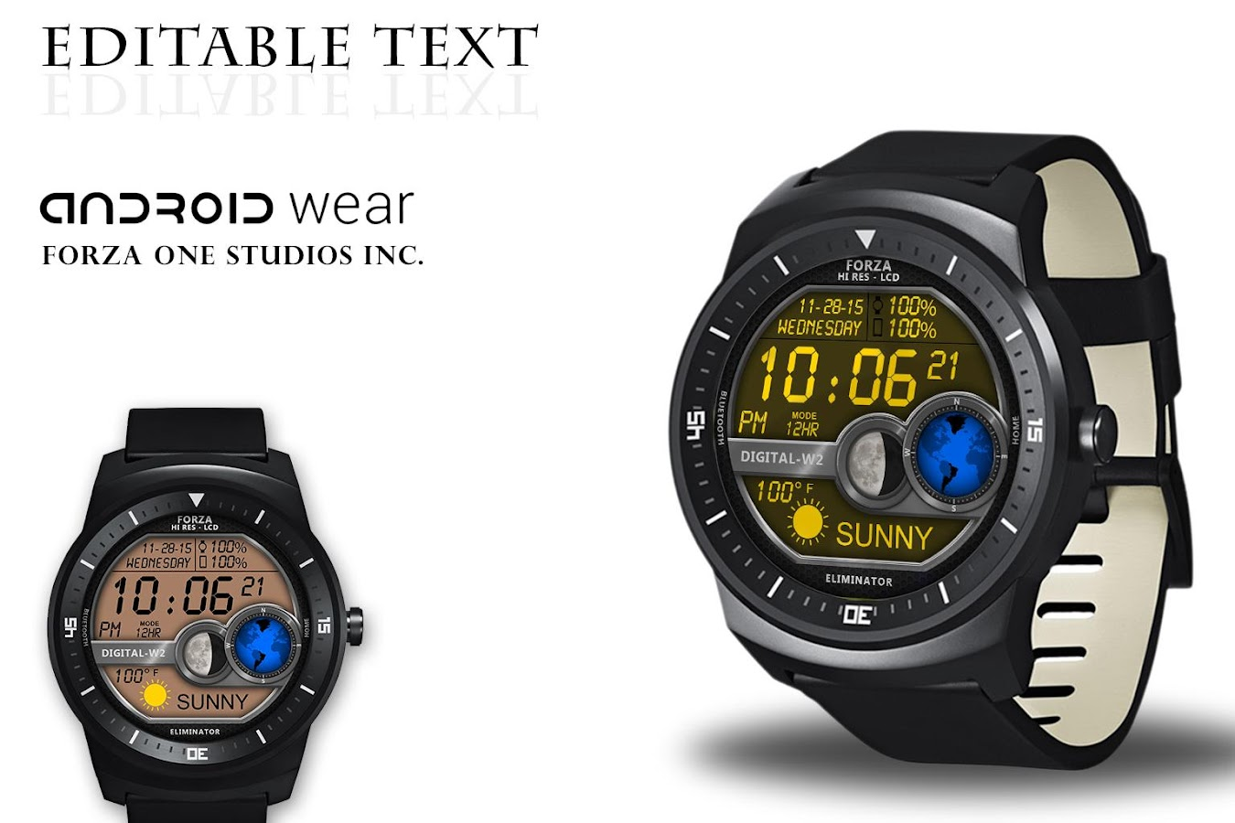 Watch Face W02 Android Wear 219 Apk Download Circuit Board Clock V 10 For G Facerepo Screenshot 18