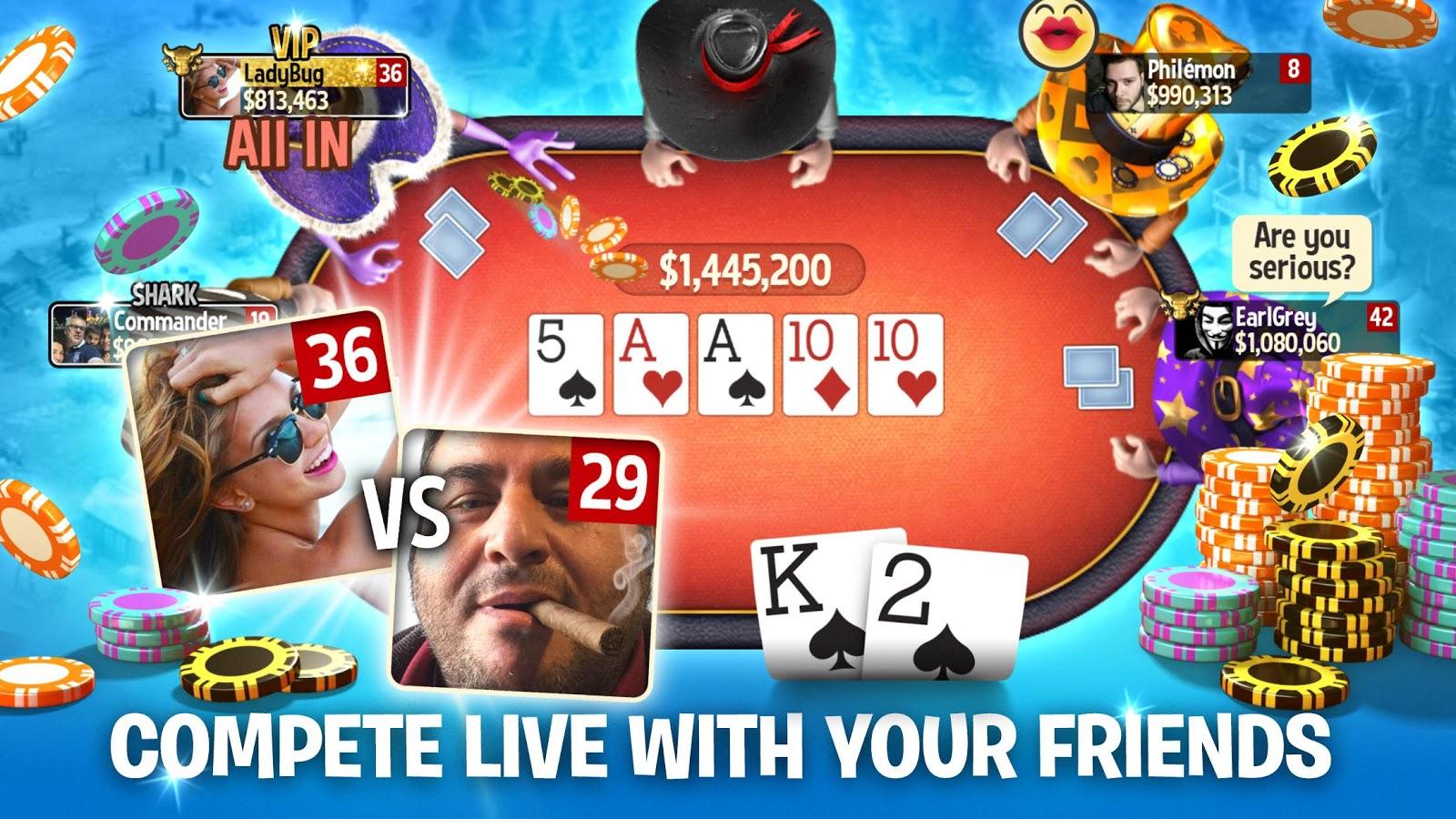 Texas holdem poker online youda