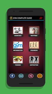 GYM Complete Guide 2.2 screenshot 2