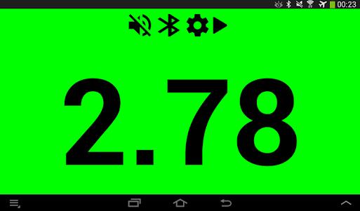 Cronocurling 2.0 screenshot 1