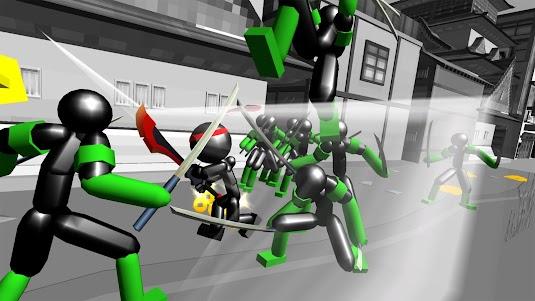 Stickman Ninja Fighting 1.04 screenshot 3