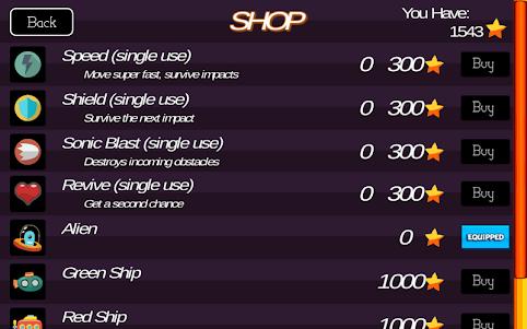 Alien Journey 1.0 screenshot 5