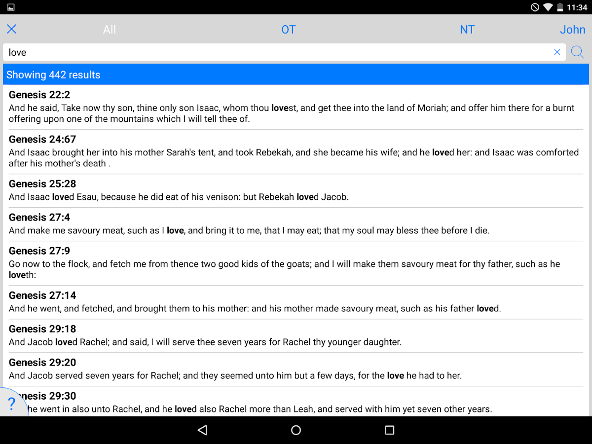 Holy bible king james audio 7131 apk download android books holy bible king james audio 7131 screenshot 14 fandeluxe Image collections