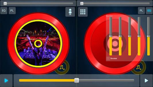DJ Songs Mixer 1.4 screenshot 1