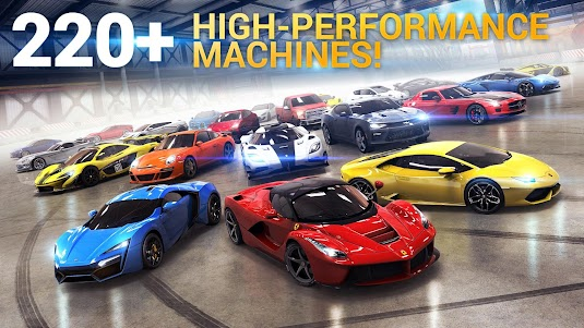 Asphalt 8: Airborne 3.8.1c screenshot 2