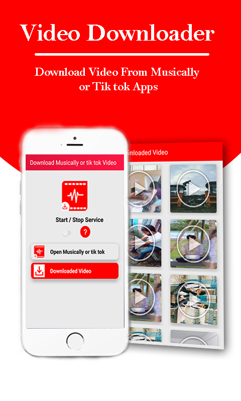 Video Downloader For Musical ly And Tik Tok 5 0 APK Download