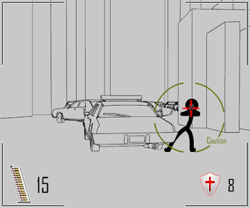 Zena - 火柴人槍戰射擊遊戲 1.0.1 screenshot 5
