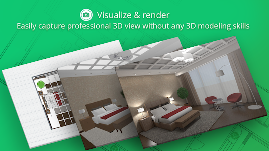 Planner 5D - Home & Interior Design Creator 1.16.4 screenshot 5