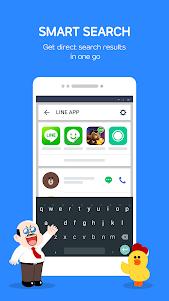 LINE Launcher 2.4.25 screenshot 6