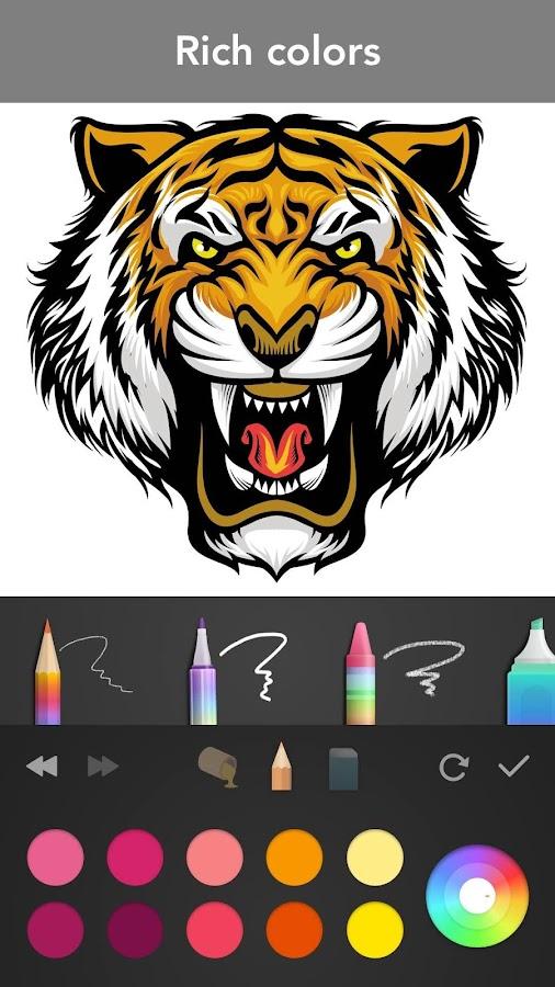 Animal Coloring Book 292 Screenshot 6