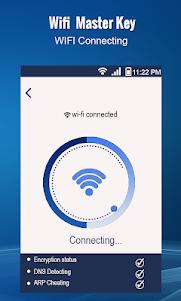 Master Wifi Key 2.3 screenshot 4