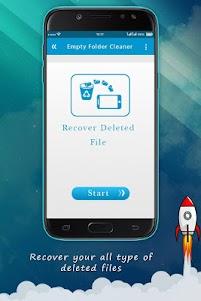 Delete Empty Folders & Recover Deleted Files 1.2 screenshot 4
