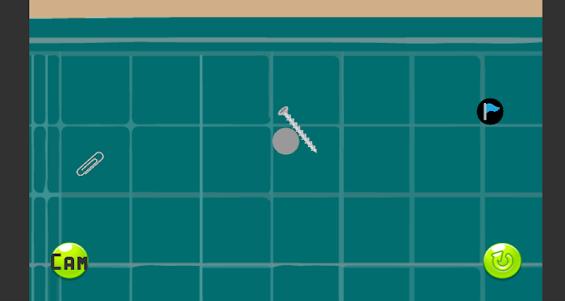 자석 골프 1.2 screenshot 2